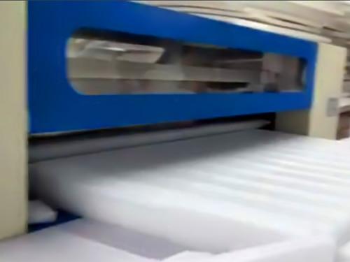珍珠棉横竖分切机
