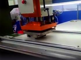 数控托板式移动刀裁断机