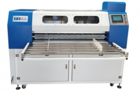 珍珠棉分切机的技术含量